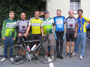 Team Sauerlandlied-Tour 2012